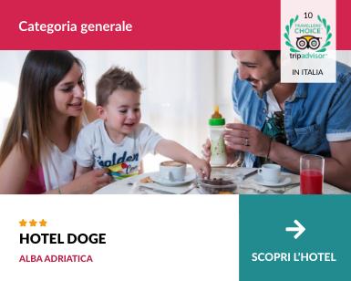 Hotel Doge - Alba Adriatica