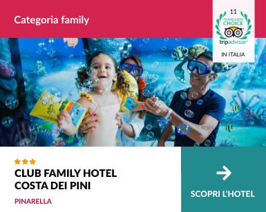 Club Family Hotel Costa dei Pini - Pinarella