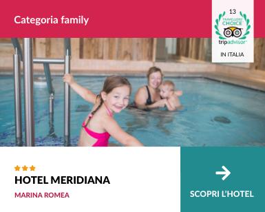 Hotel Meridiana - Marina Romea