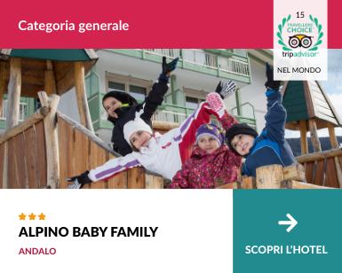 Alpino Baby Family - Andalo
