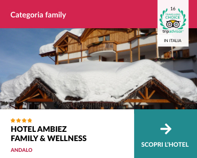 Hotel Ambiez Family & Wellness - Andalo