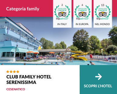 Club Family Hotel Serenissima - Cesenatico