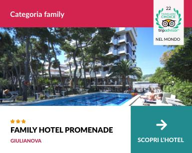 Family Hotel Promenade - Giulianova