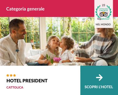 Hotel President - Cattolica
