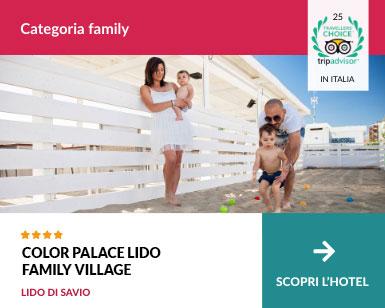 Color Palace Lido Family Village - Lido di Savio