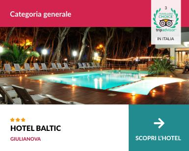 Hotel Baltic - Giulianova