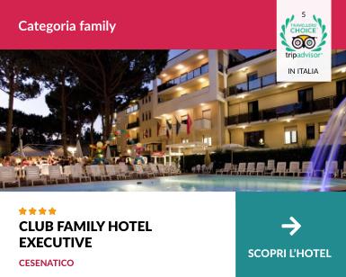 Club Family Hotel Executive - Cesenatico