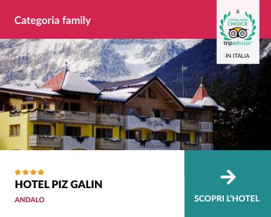 Hotel Piz Galin - Andalo