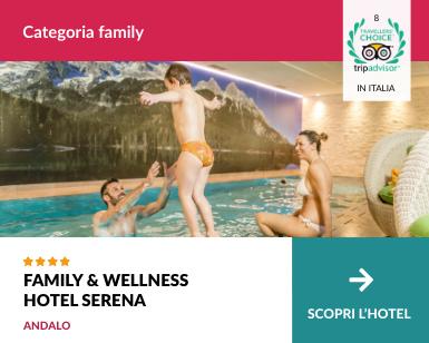 Family & Wellness Hotel Serena - Andalo