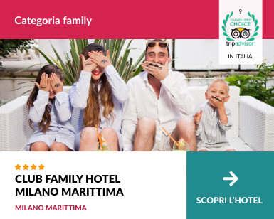 Club Family Hotel Milano Marittima - Milano Marittima