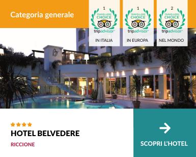 Hotel Belvedere - Riccione