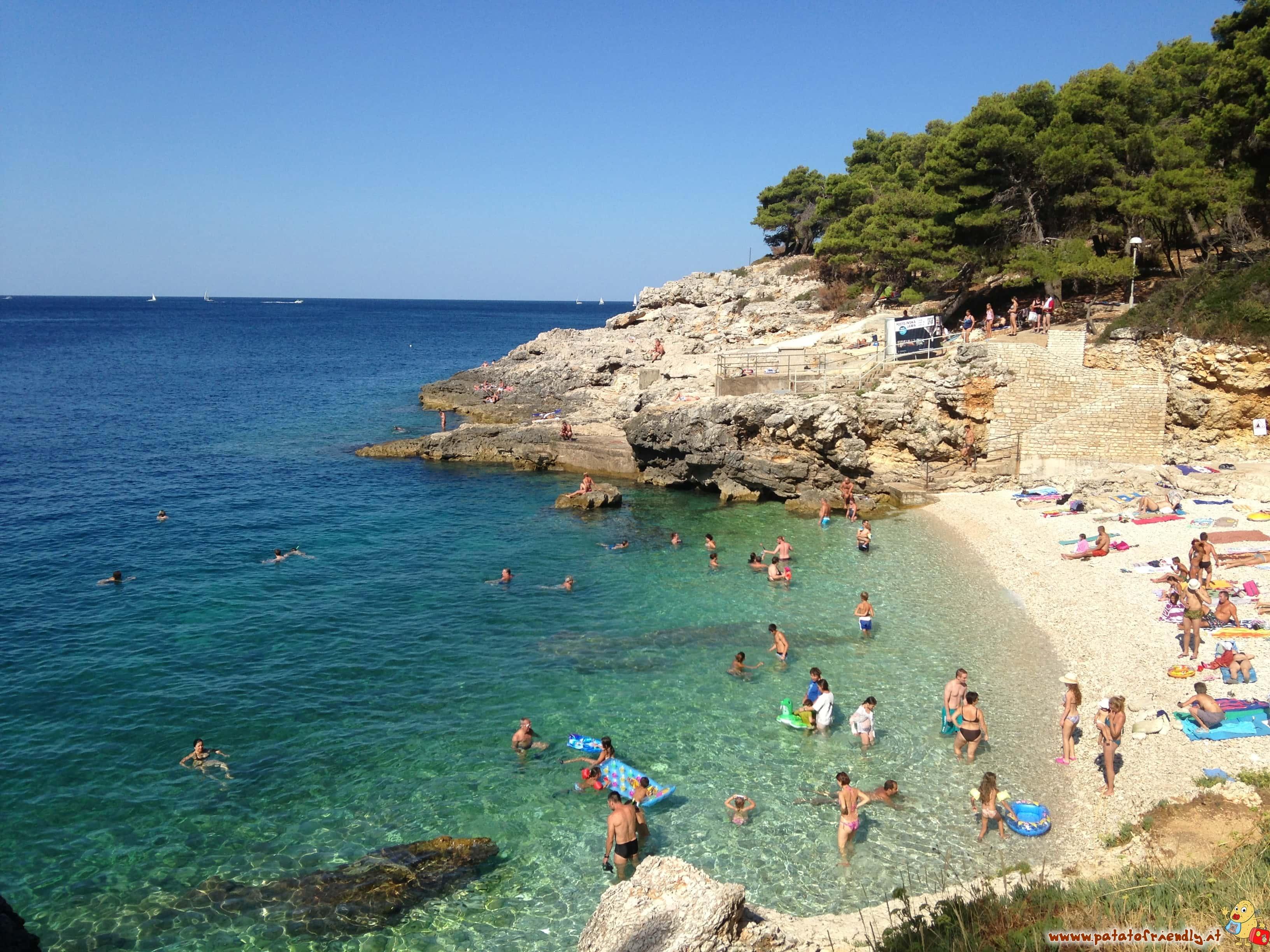 Spiaggia - Credits www.patatofriendly.it