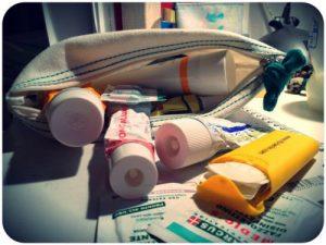 In vacanza con i bambini: quali medicine portare?