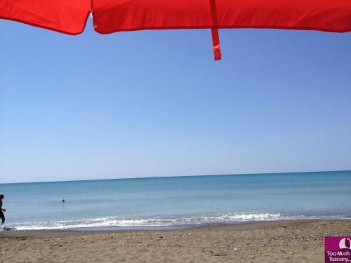 Al mare in Toscana