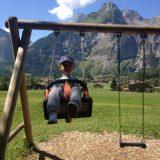 In montagna d'estate: Kandersteg