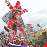 Prendiamo maschere e coriandoli, parte il Carnevale di Viareggio!