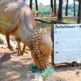 Alla scoperta della Preistoria nel Parco dei dinosauri a Peccioli
