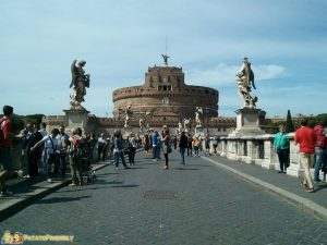 Castel Sant'angelo - Credits www.patatofriendly.com