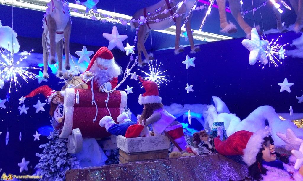 Il Percorso Di Babbo Natale.L Abc Del Natale In Viaggio Coi Bambini
