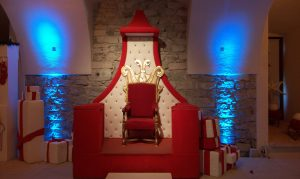 La Casa di Babbo Natale di Riva del Garda - credits: www.patatofriendly.com
