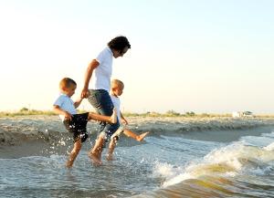 vacanze mare in famiglia