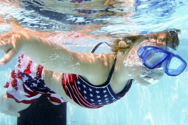Piscine per bambini ecco le pi belle family travel blog - Borsone piscina bambina ...