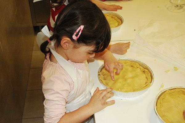 bambini cucina fattoria
