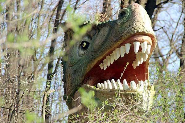 Senigallia Jurassic Park