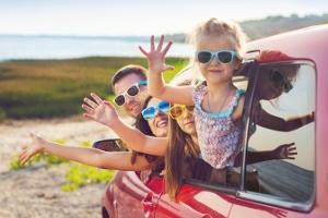 Bambini in viaggio: misure pratiche di pronto soccorso pediatrico