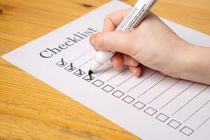Come fare la valigia: consigli per creare la propria checklist!