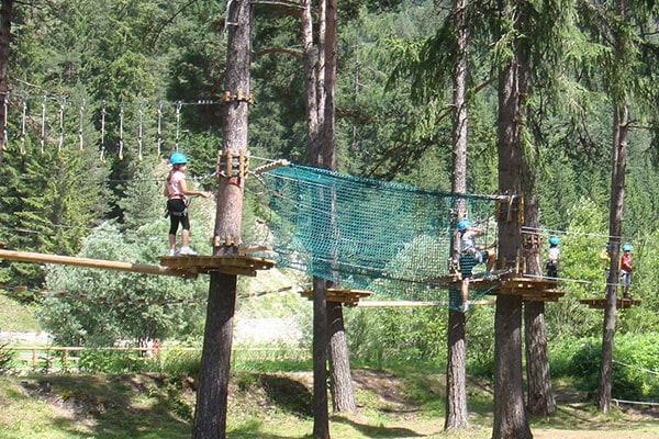 dolomiti action adventure park