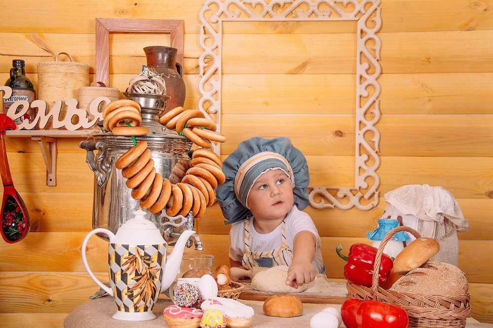 bambina chef