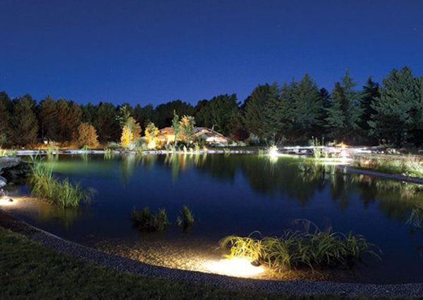 Lago naturale in Trentino