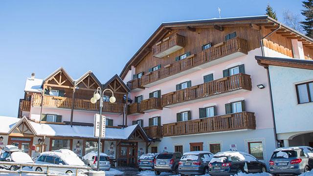 Family Hotel La Betulla