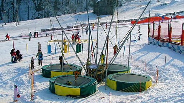 Velocità di incontri parco invernale