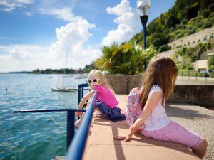 Il Lago di Garda che piace ai bambini