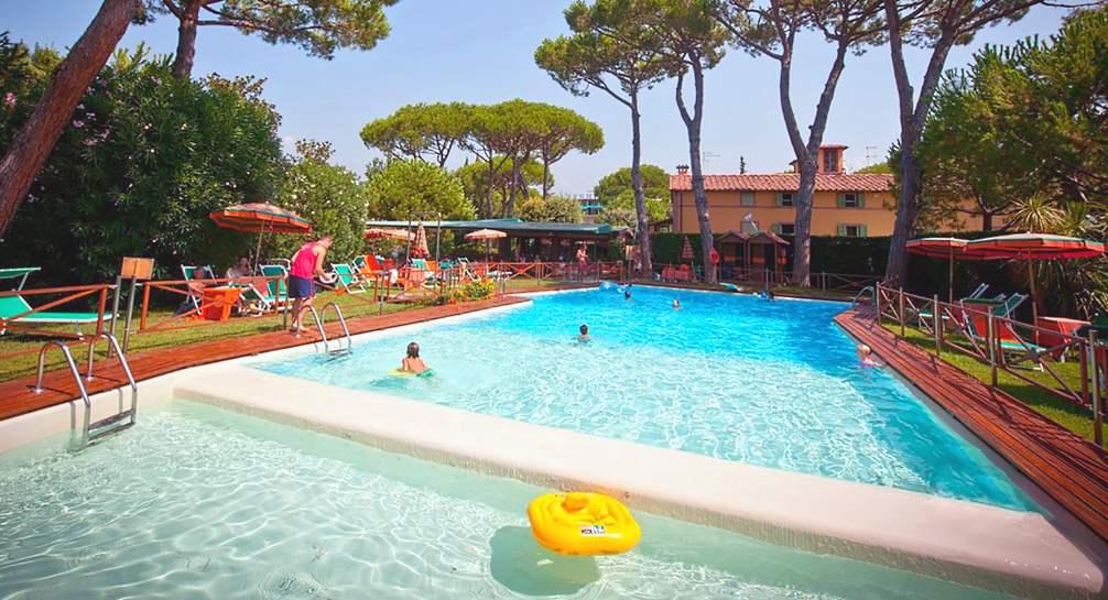 Piscina Hotel Hermitage