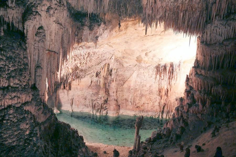galleria stalattiti