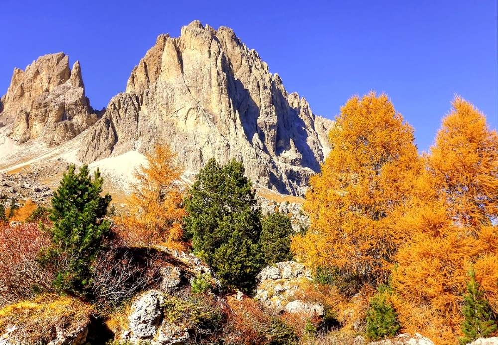 Montagna autunno