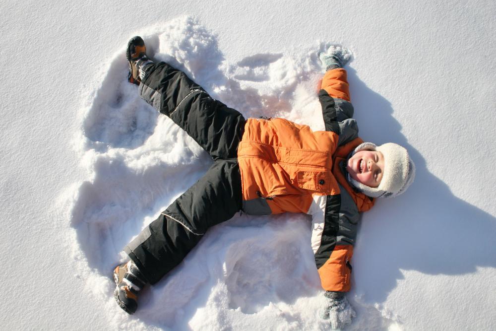 nimbo sulla neve