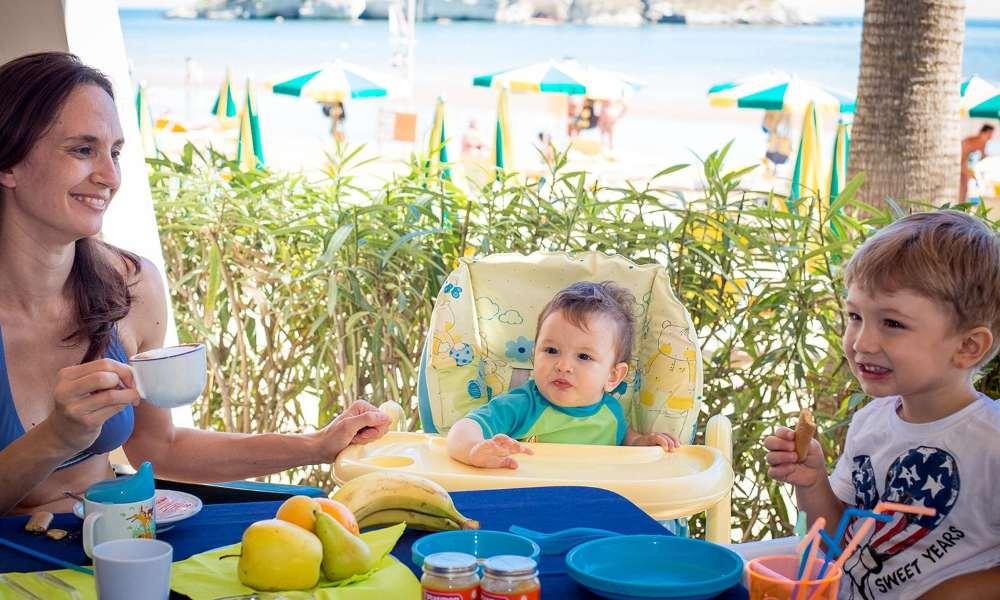 family resort Puglia