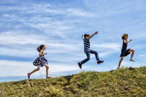Motricità e movimento per i bambini