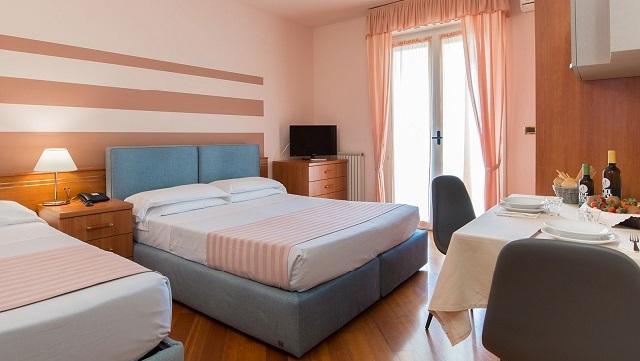 dormire in un family hotel in Liguria