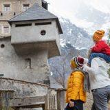 I castelli più belli da vedere con i bambini su e giù per l'Italia