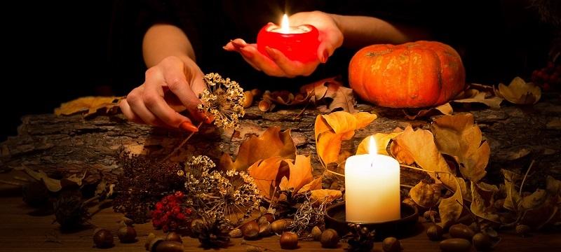 la tradizione di Halloween nella storia