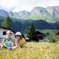 perché la montagna fa bene ai bambini