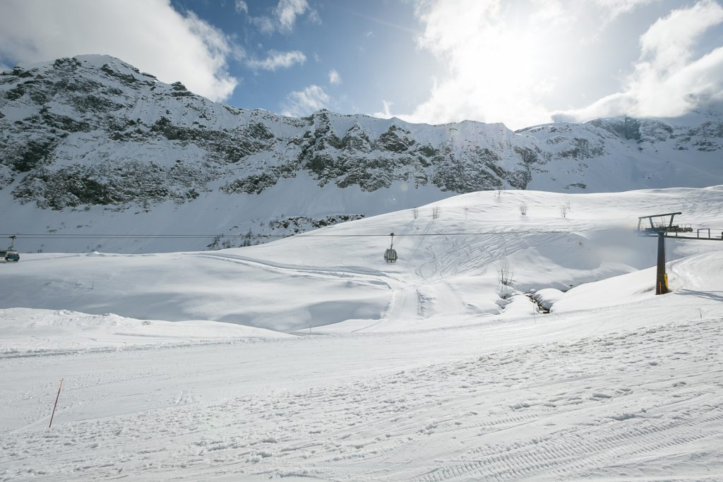 Valsesia in inverno