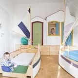 Camerette montessoriane per giocare, viaggiare e sognare