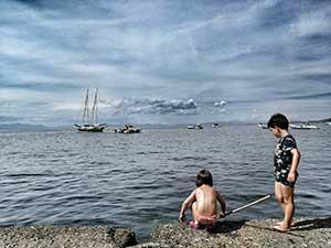 Campania family friendly: 5 mete da non perdere con i bambini