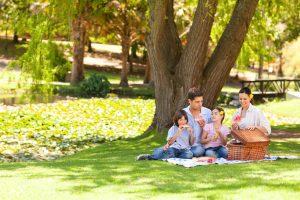 Tempo di picnic sui prati con i bimbi: i nostri consigli